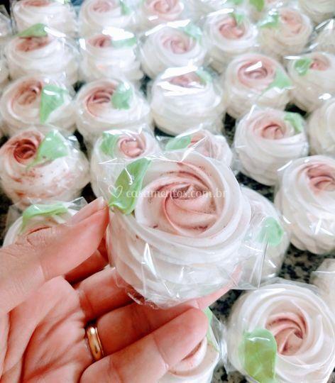 Rosas recheadas