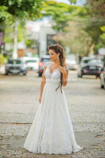Jessika - modelo princesa