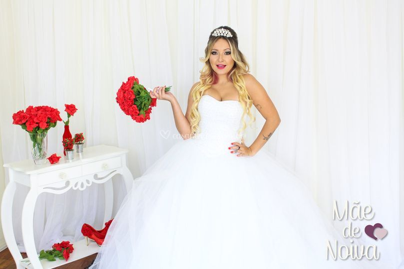 Vestido Madú - super princesa