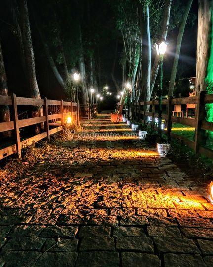 Iluminação Cênica