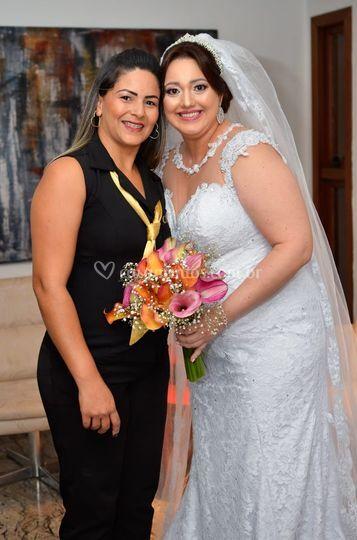 Noiva Fabiana