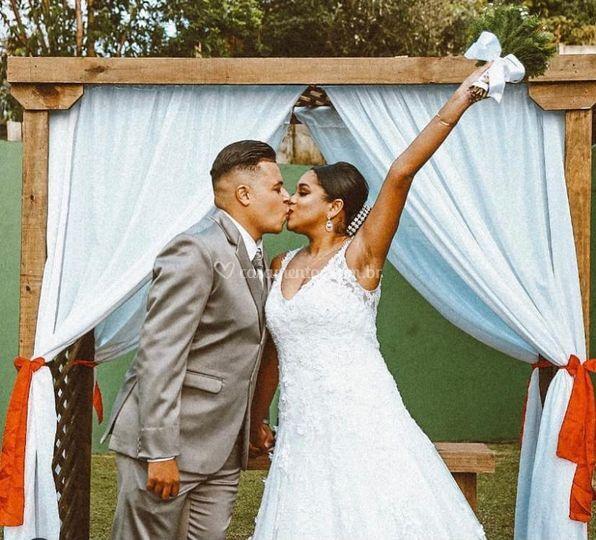 Casamento Monique e Anderson