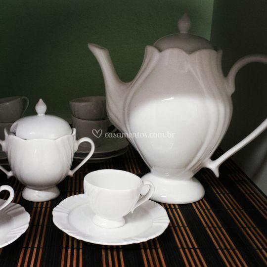 Aparelhos de chá e café