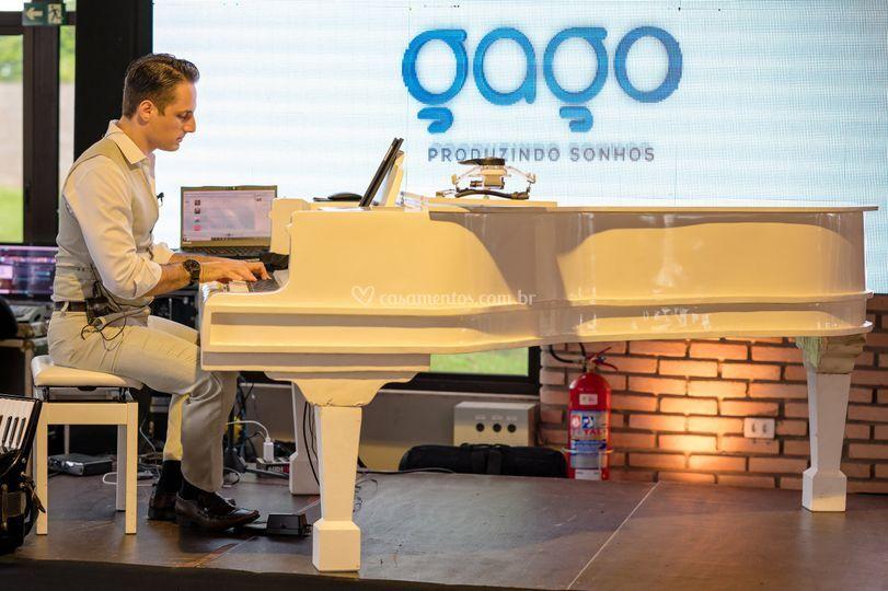 Recepção Social com Piano