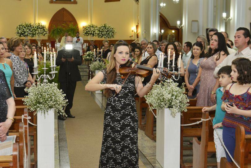 Cortejo de Violino