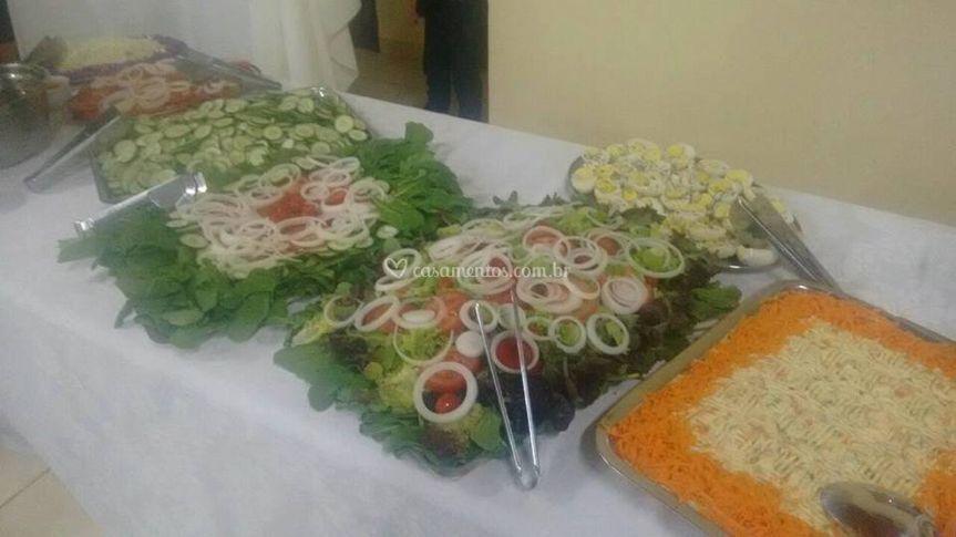 Mesa da Salada