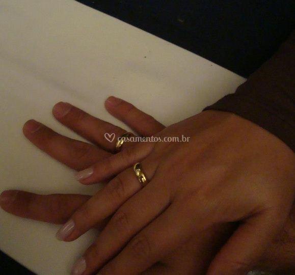 Estrutura para casamentos