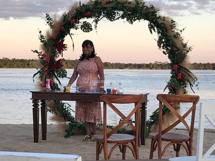 Sheila Borges - Celebrante
