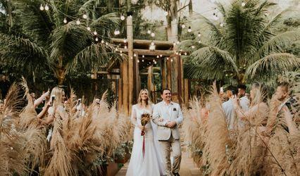 Monte Záion Wedding 1