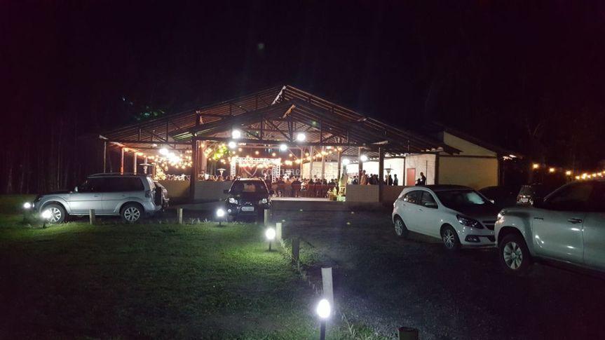 Salao apra 300 convidados