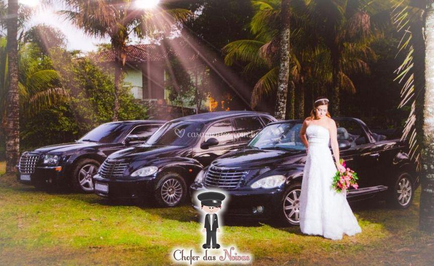 Frota de Chryslers