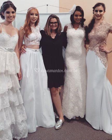 Vestindo noivas e sonhos!