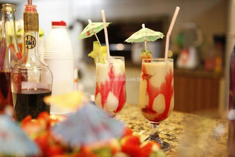 Drinks com estilo