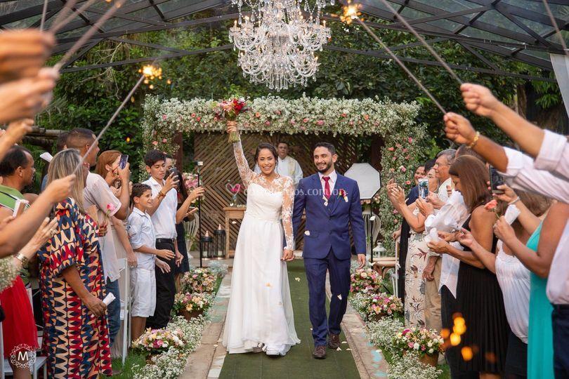 Casamento Adriana e Diego
