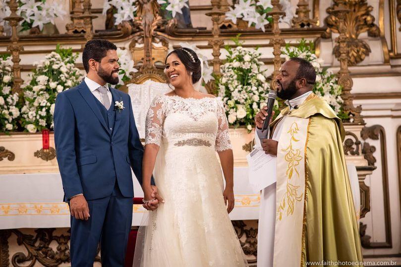 Casamento Olga e Renan