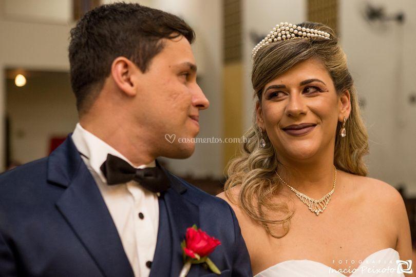 Casamento Thiane e Paulinho