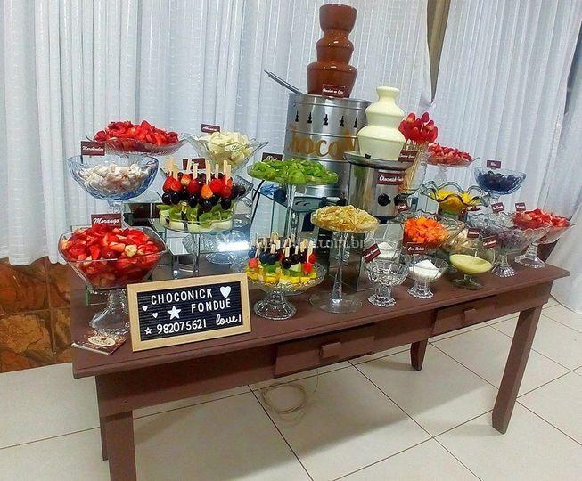 Mesa fondue 4