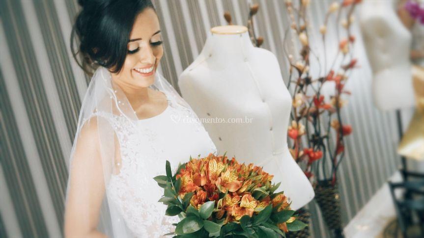 Sentimento e emoção casamento