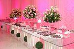 Mesa de doces e chocolates de Sal�o de Festas Pedacinho de C�u