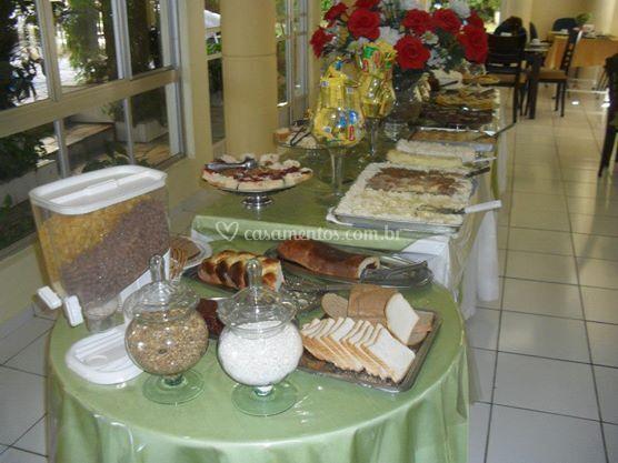 Almoço buffet