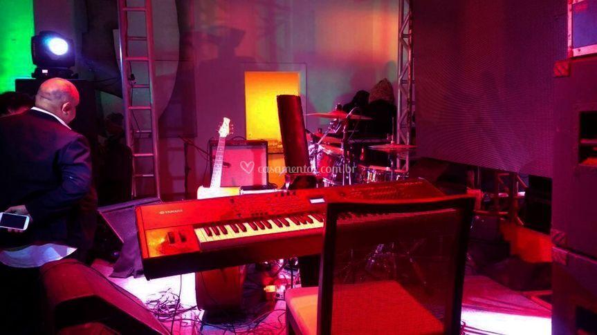 W&G Sonorização e Iluminação