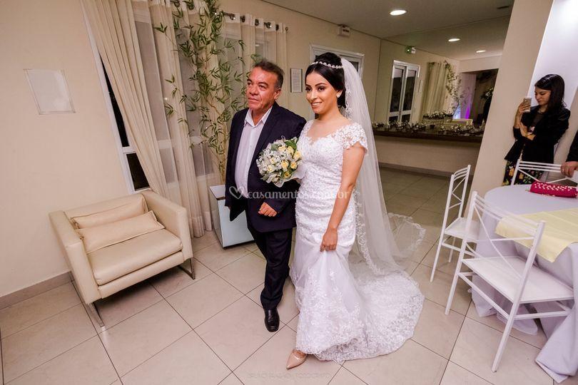 Mini Wedding - Renato + Pamela