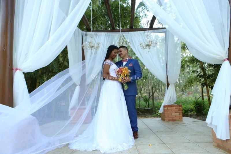 Casamento Israel e Isabel