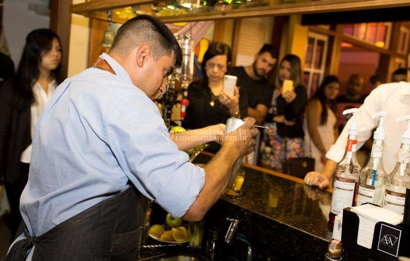 Barman da festa