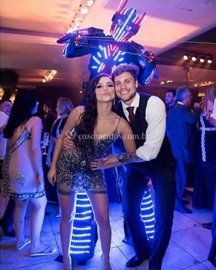 EX-BBB's Breno e Paula
