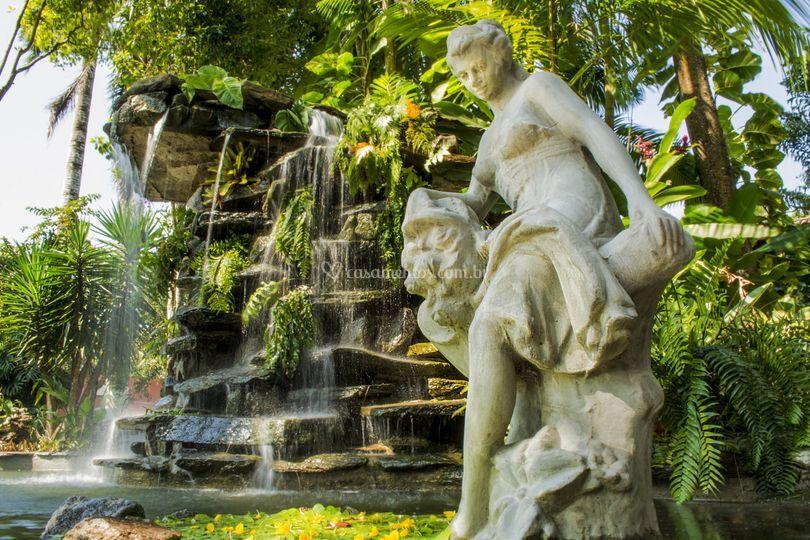 Cascata do Jardim