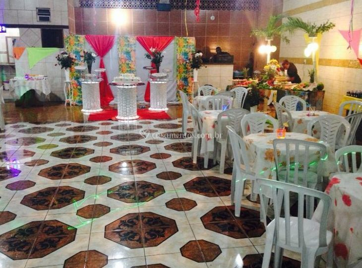 Salão de Festas e Eventos Espaço & Dance Cavalcanti