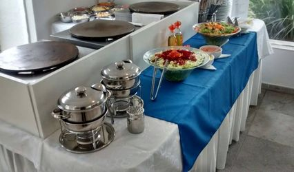Buffet Star Crepes