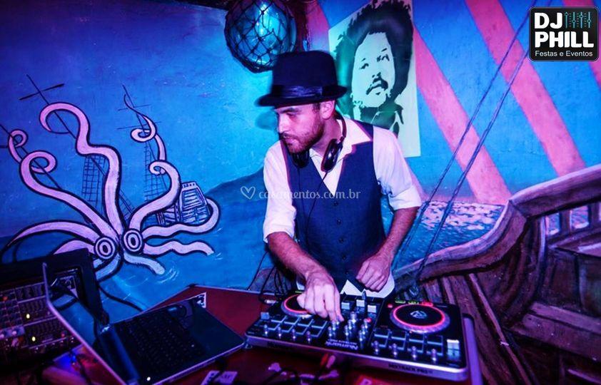 DJ Phill Eventos e Casamentos