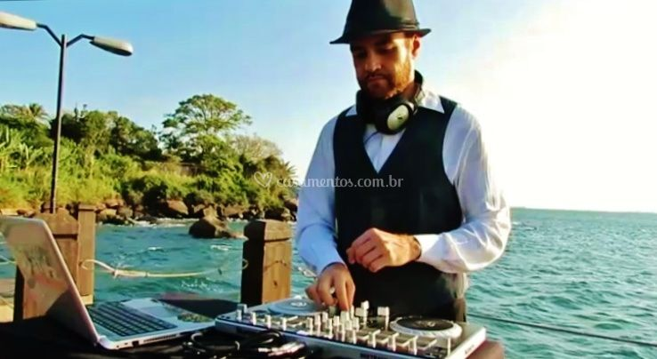 DJ Phill - Casamento na Praia