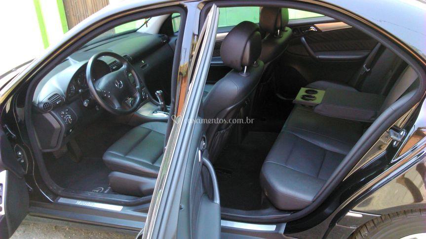 Interior Mercedes C 200 K