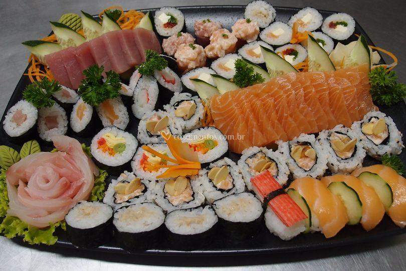Combinado Matsuo Sushi