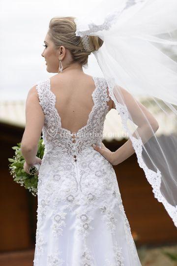 Noiva Real Gabriela