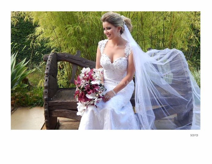 Noiva Real Sara