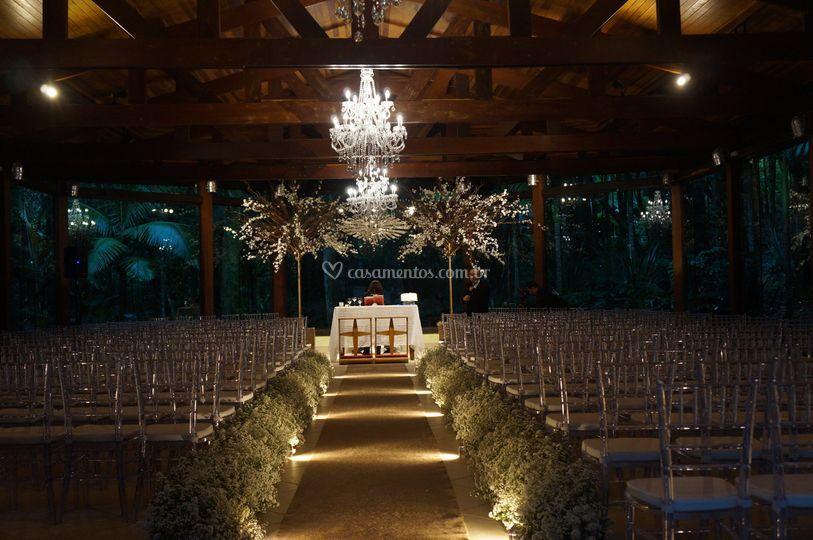 Casale rústico cerimonia