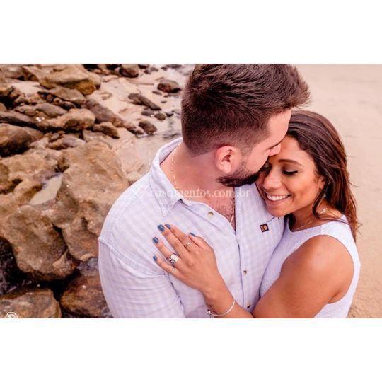 Pré Casamento na Praia