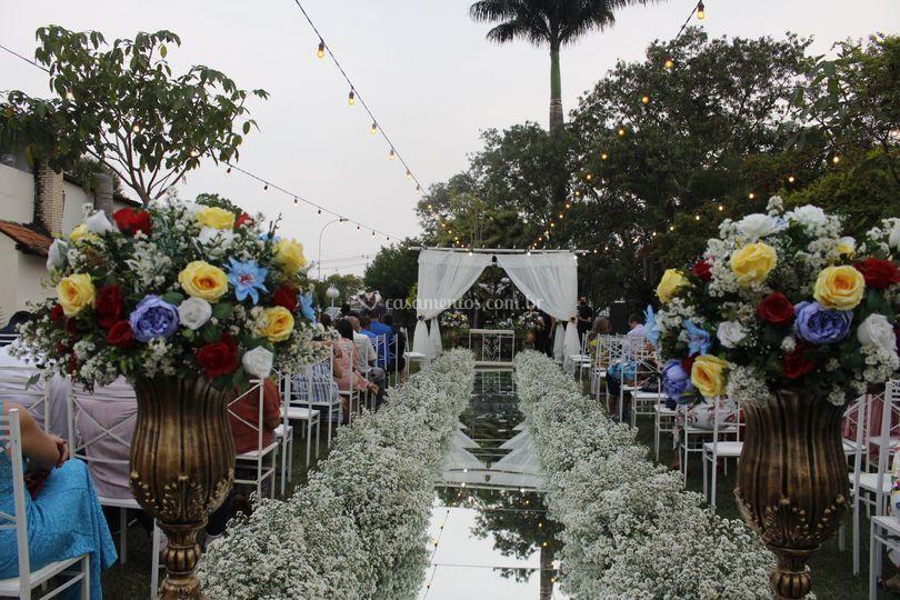 Manancial Castelo das Flores