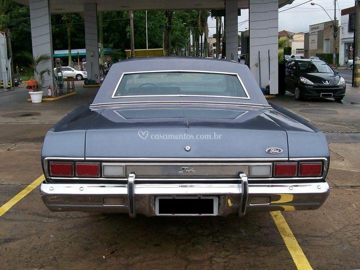 1980 Ford Galaxie Landau