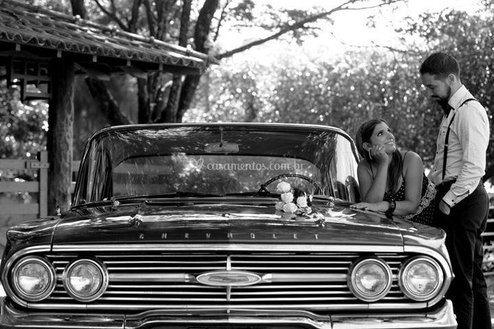 Book Noivos Chevrolet Impala