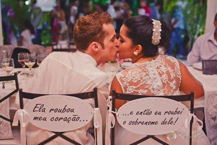 Casamento Gleise e Bruno