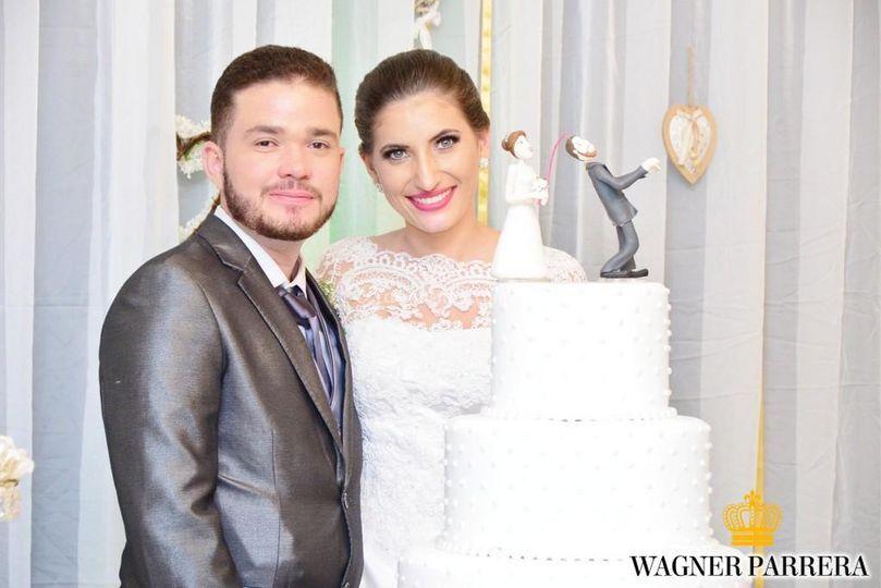 Casamento Darline e Ricardo