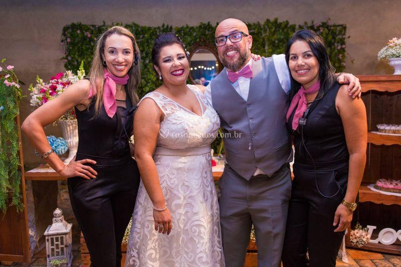 Casamento Jd. das orquideas