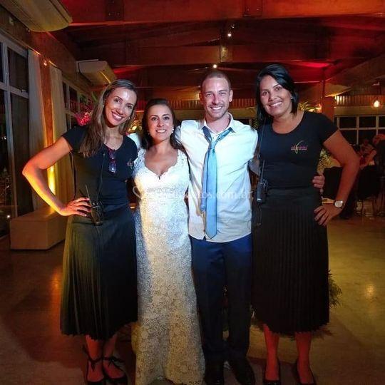 Casamento Roberta e Armando