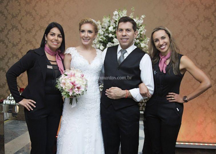 Casamento Fernanda e Evandro