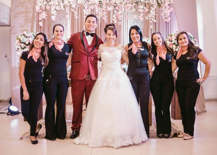 Casamento Beatriz e Gabriel