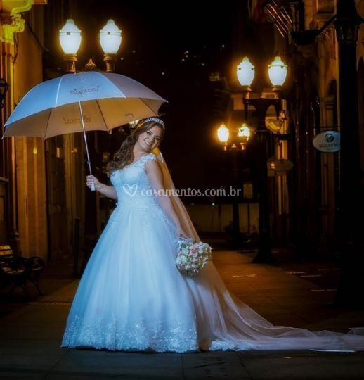 Que charme esse guarda chuva!!